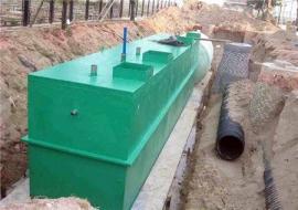 一体式农村生活污水处理工艺