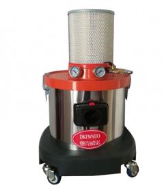 小型20升气动防爆工业吸尘器吸粉尘气动防爆工厂吸尘器