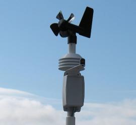 RainWise PVmet200 标准太阳能监测系统
