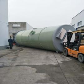 污水泵站 一体化污水提升泵站工艺 及优缺点