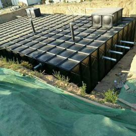 地埋式箱泵一体化BDF抗浮地埋水箱热镀锌地埋水箱