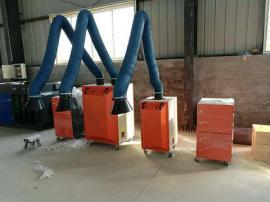 脉冲焊烟净化器 自动清灰焊烟机 移动工业车间焊烟净化