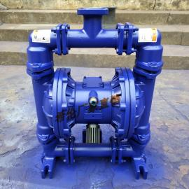 �r氟隔膜泵QBY-32