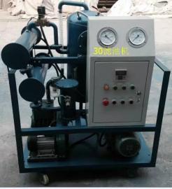 JY-100高效双级真空滤油机