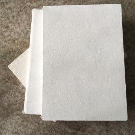 豪瑞岩棉玻纤板具15公分厚素粘的保温阻燃性能,防火性能极好