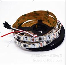 LED120灯 双排5050全彩七彩灯带 酒吧 KTV 会所装饰 TM1812