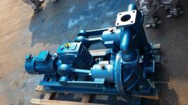 DBY-40F双曲轴高粘度专用电动隔膜泵