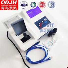 8通道水质检测分析仪器CODMn铜铁三合一水质测试仪