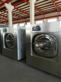 全套酒店宾馆洗涤设备 办个水洗厂需要的全自动洗衣机