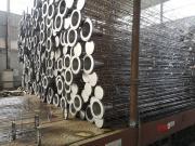 不锈钢冷拔丝 20号钢除尘袋笼