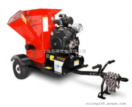 树枝树叶园林绿化粉碎机维邦树枝粉碎机FS1025KL大型汽油发动机