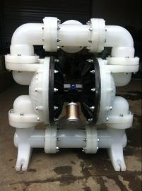 QBY-100S工程塑料、氟塑料气动隔膜泵