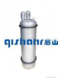 QISHANR启山钢瓶 制冷剂钢瓶 雪种回收加注专用钢瓶100L
