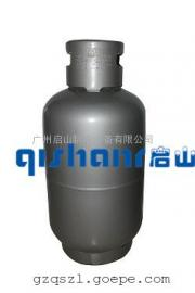 QISHANR启山钢瓶 R410专用雪种瓶 可重复充接钢瓶60L