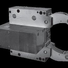进口SMW快速换爪卡盘KNCS-2G
