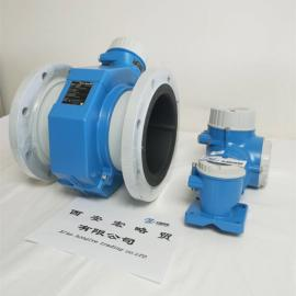 5W5B�m用于水和污水行�I中�磁流量�