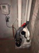一体化污水提升设备 地下室污水提升器