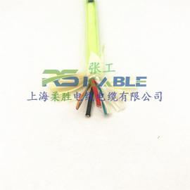 工业级ROV零浮力光纤电源一体线2.5/3/4/6/10平方大电流远距离