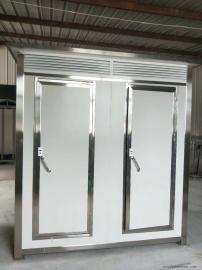 格拉瑞斯移动厕所厂 定制生产彩钢板移动卫生间 景区环保厕所