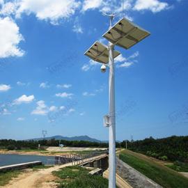 尚能 智慧水利在线监测太阳能供电系统