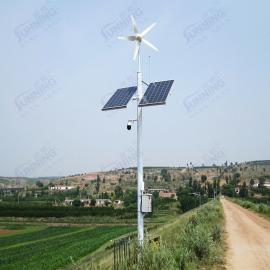 尚能 太阳能供电系统 水文水利监控设备