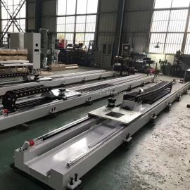 盛国宏贝生产第七轴,机器人地轨,焊接设备