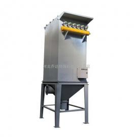 乔达环保制作3吨生物质锅炉布袋除尘器 高温布袋收尘器 排放达标