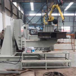 建筑�C械�C器人焊接工作站-焊接�O��