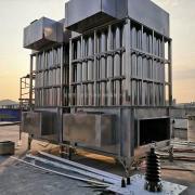 压铸熔炉烟雾,烟尘处理设备,厂家直销湿式高压静电设备
