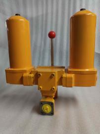 高品质全系列精密纸质高级滤芯双筒过滤器SZU-A250X10