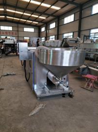 300型休闲QQ豆干生产机器