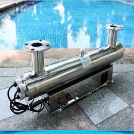 AQUA/爱克 游泳池消毒设备紫外线杀菌器 节能环保