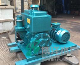 2X-15A型旋片式真空泵 水环式真空泵