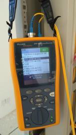 住友光纤熔接和FLUKE光纤测试