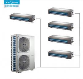 美的中央空调变频风管机 美的风管机1匹 MDVH-J22T2/BP3N1Y-TR