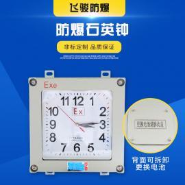 BSZ防爆石英钟 防爆钟表 化工厂用防爆方形专业制造商