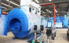 2蒸吨食品工业蒸汽锅炉 天然气锅炉
