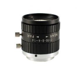 微图800万像素C口高通光工业镜头8mm定焦距VT-LEM0814CB-MP8