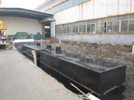 养殖屠宰场废水处理设备玻璃钢材质