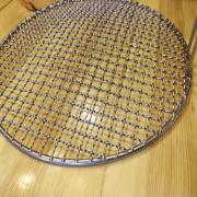 一诺不锈钢焊接网片 防护隔离钢丝网 编织方孔钢丝轧花网YN-08