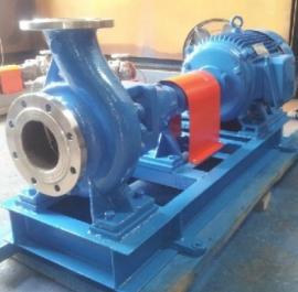 IH65-50-160不锈钢卧式单级单吸(轴向吸入)离心泵
