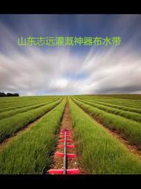 浇地灌溉神器带袖水龙带 多功能农用多袖布水管