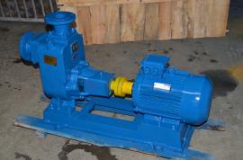 ZW,ZWL型自吸�o堵塞排污自吸泵