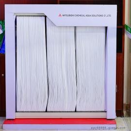 三菱MBR帘式膜特点概述PVDF材质耐酸耐碱号称永不断丝的膜60E0025SA