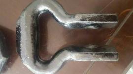 鲁兴M14 M18 M22 M26矿用开口式连接环
