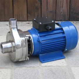 40HQF-18日化专用卧式不锈钢离心泵