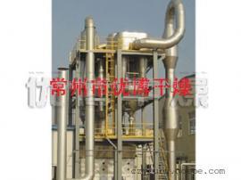 压力喷雾干燥塔采用四喷枪结构设计设备