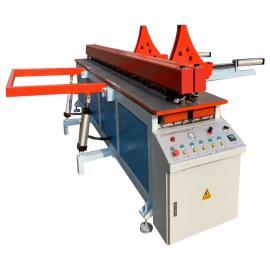塑料板材碰焊�C 全自��PP板材��焊�C 兄弟PP塑料板卷板�C