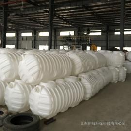 耐酸碱吹塑成型0.8立方化粪池塑料化粪池