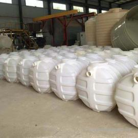 吹塑成型3立方化粪池塑料化粪池